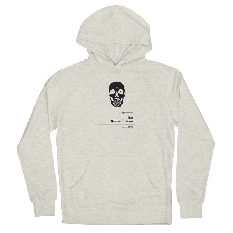 The Necronomicon (Special Edition) Men's Pullover Hoody by Moonskinned