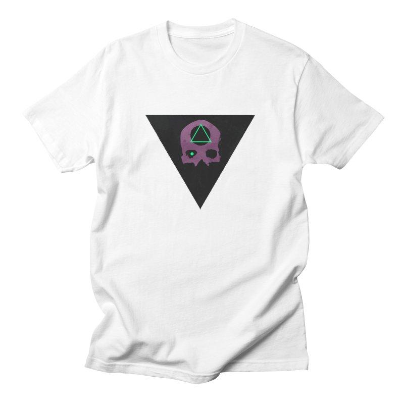 Waits In Graves Men's T-Shirt by Moonskinned