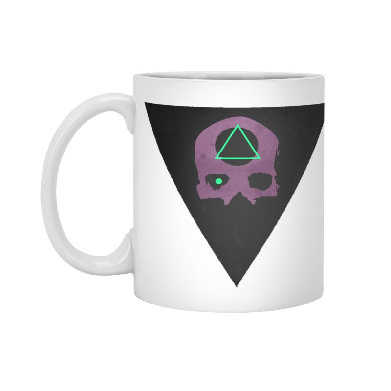 Waits In Graves Accessories Mug by Moonskinned