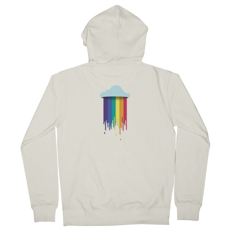 What Clouds are Made Of Men's Zip-Up Hoody by Moran Barkai's Shop