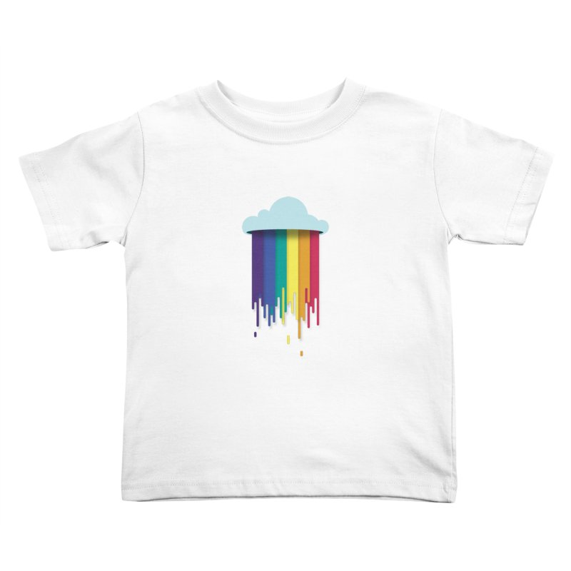 What Clouds are Made Of Kids Toddler T-Shirt by Moran Barkai's Shop