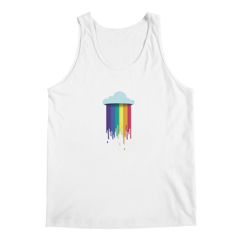 What Clouds are Made Of Men's Tank by Moran Barkai's Shop