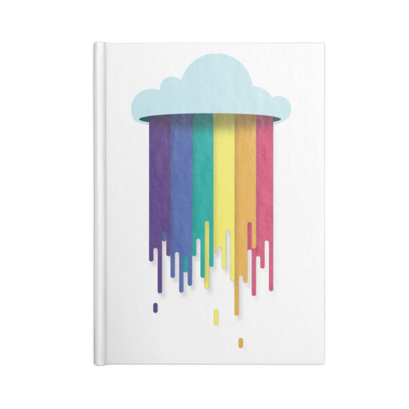 What Clouds are Made Of Accessories Notebook by Moran Barkai's Shop