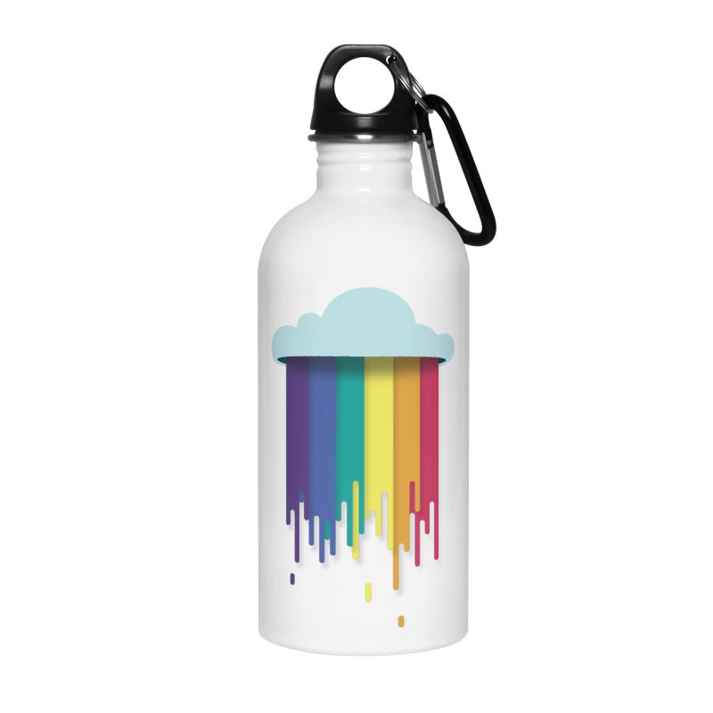 What Clouds are Made Of Accessories Water Bottle by Moran Barkai's Shop