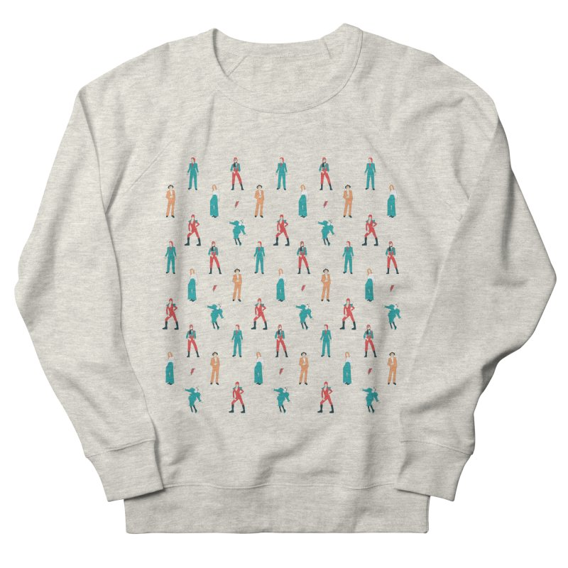 The Land of Bowie Women's Sweatshirt by Moran Barkai's Shop
