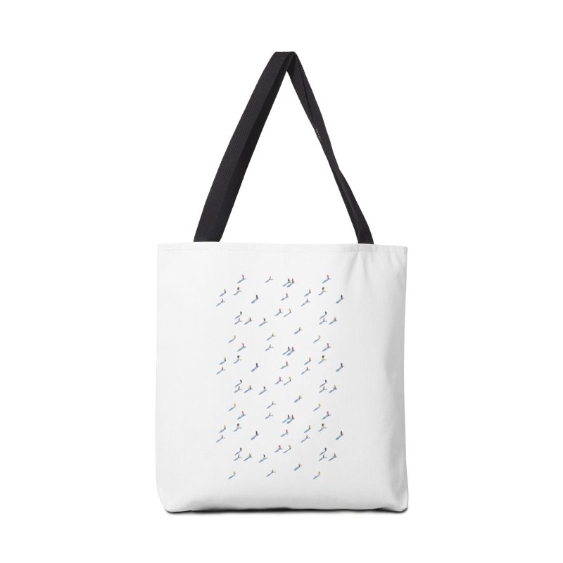 Snow Patrol Accessories Bag by Moran Barkai's Shop