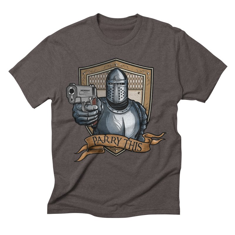 Parry This Men's T-Shirt by Mordhau Merchandise