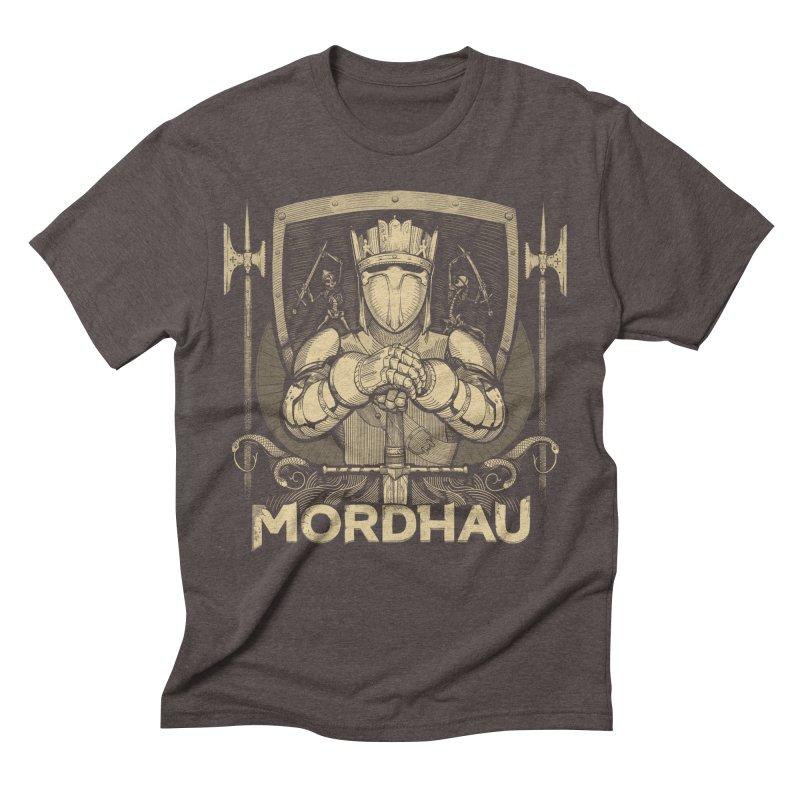 Mordhau Knight (gold) Men's T-Shirt by Mordhau Merchandise
