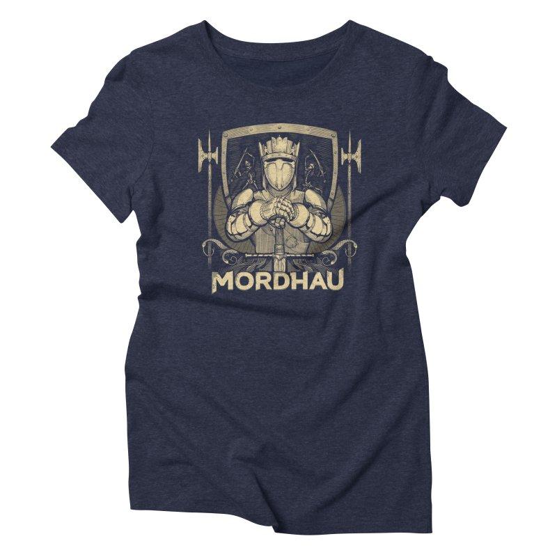 Mordhau Knight (gold) Women's T-Shirt by Mordhau Merchandise
