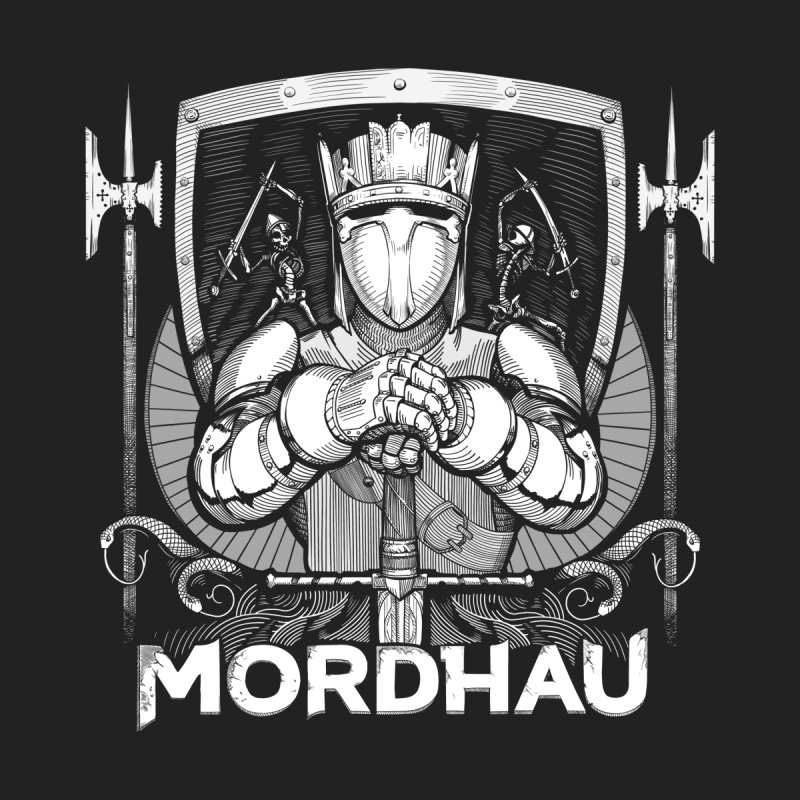 Mordhau Knight (white) by Mordhau Merchandise