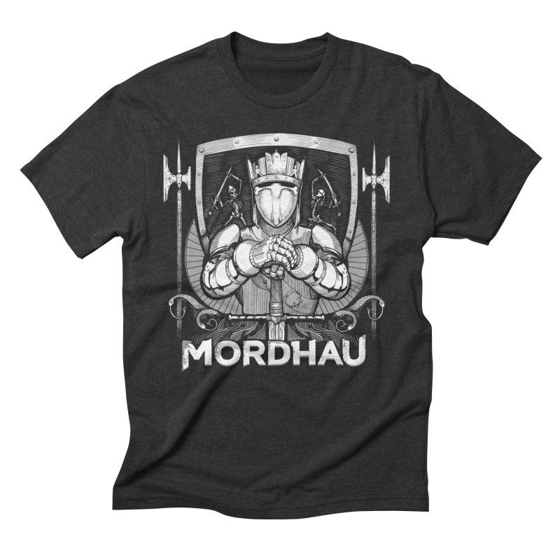 Mordhau Knight (white) Men's T-Shirt by Mordhau Merchandise