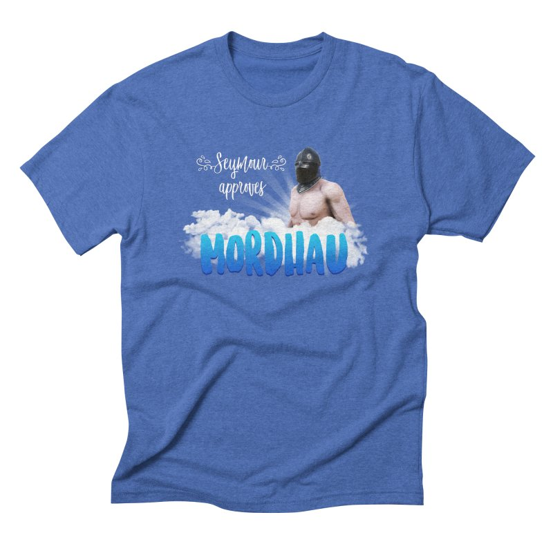Seymour approves Men's T-Shirt by Mordhau Merchandise