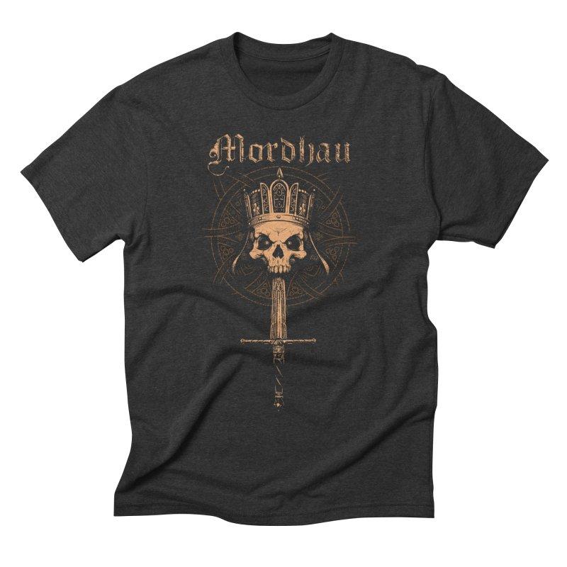 Mordhau Skull (bronze) Men's T-Shirt by Mordhau Merchandise