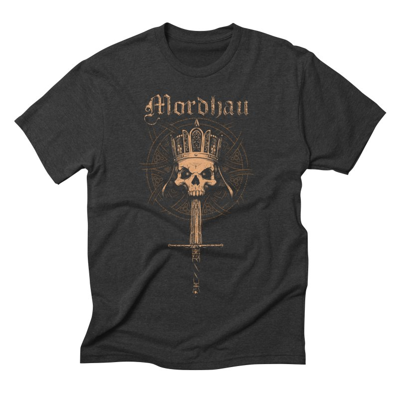 Mordhau Skull (bronze) Men's T-Shirt by Mordhau Merchandise