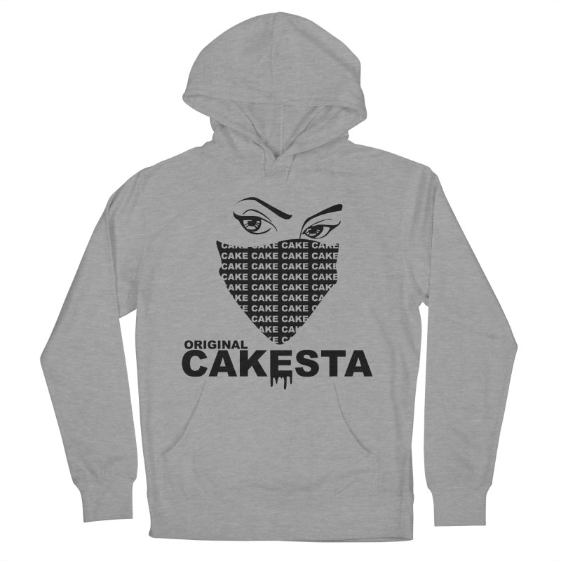 ORIGINAL CAKESTA (Blk) Women's Pullover Hoody by More Cake?