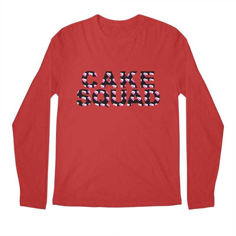 CAKE SQUAD Men's Regular Longsleeve T-Shirt by More Cake?