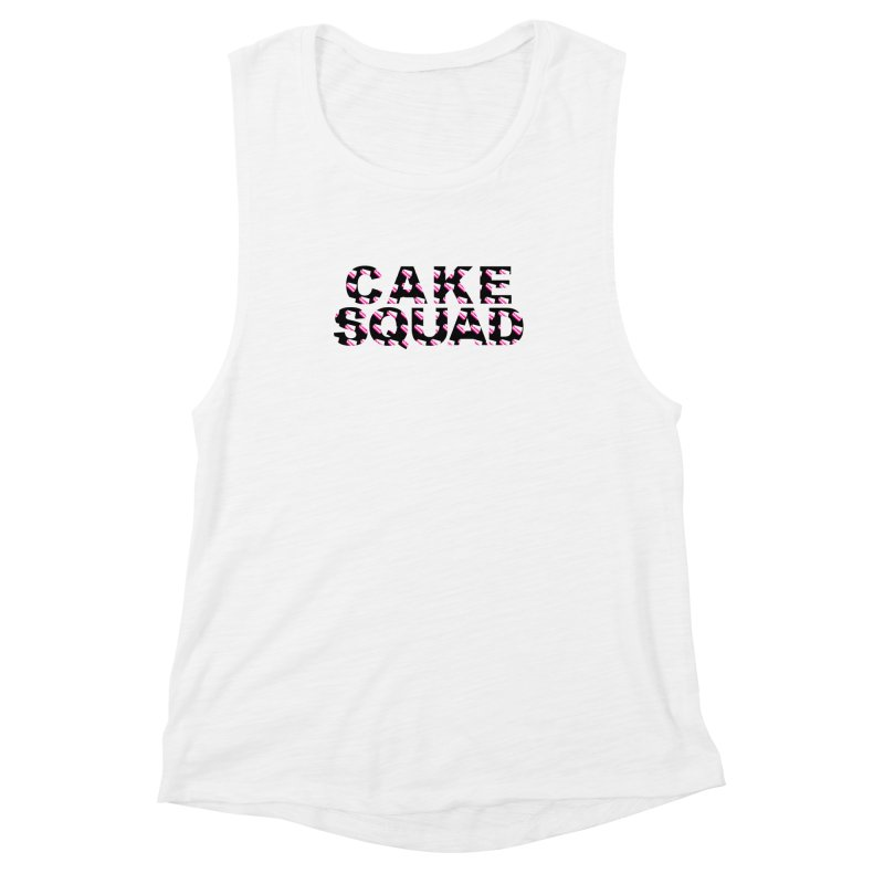 CAKE SQUAD Women's Tank by More Cake?