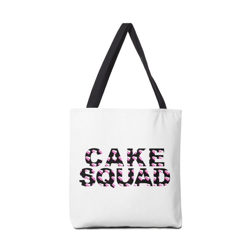 CAKE SQUAD Accessories Bag by More Cake?