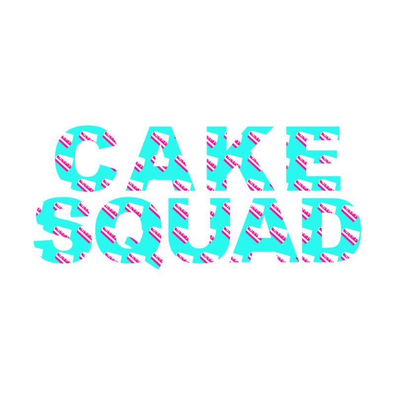 CAKE SQUAD (baby blue) by More Cake?