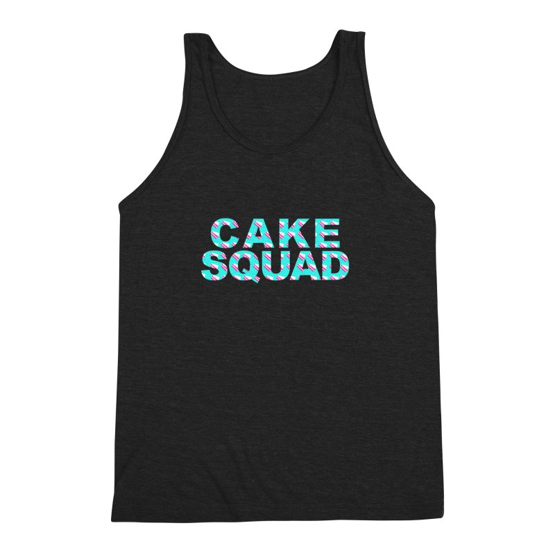 CAKE SQUAD (baby blue) Men's  by More Cake?