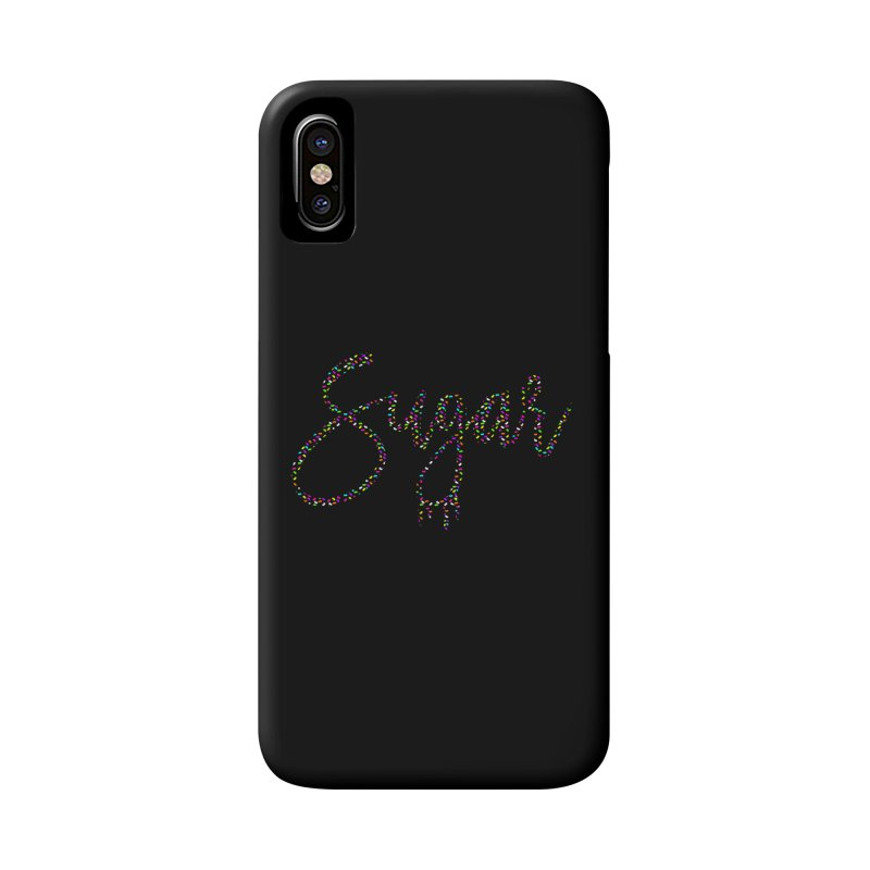 SUGAR (SPRINKLES) Accessories Phone Case by More Cake?
