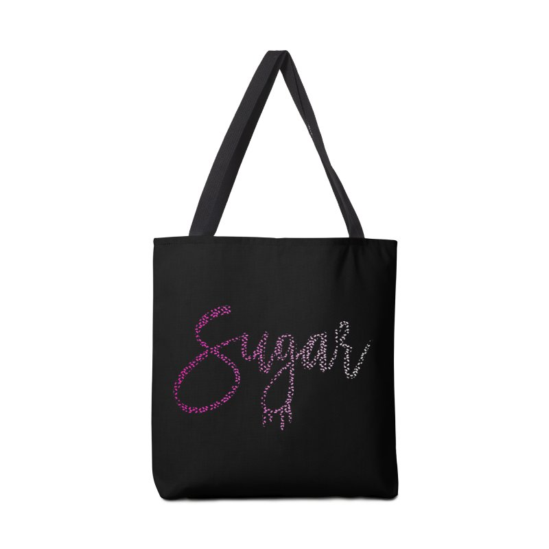 Sugar (PINK) Accessories Bag by More Cake?