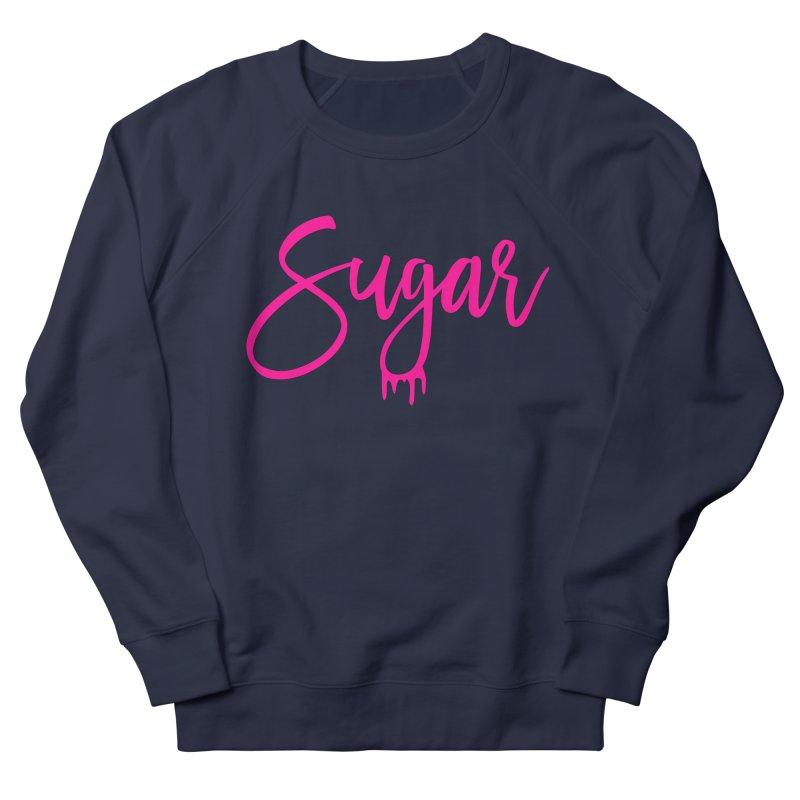 Sugar (Pink) Men's Sweatshirt by More Cake?