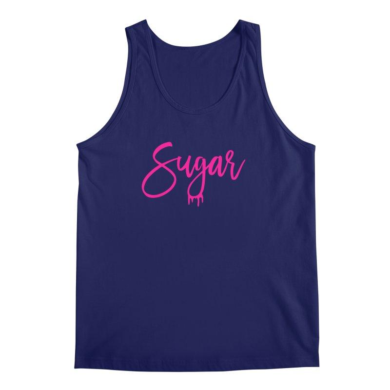 Sugar (Pink) Men's  by More Cake?