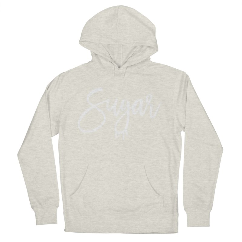 Sugar (White) Women's Pullover Hoody by More Cake?