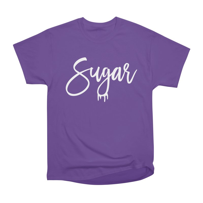 Sugar (White) Men's Classic T-Shirt by More Cake?