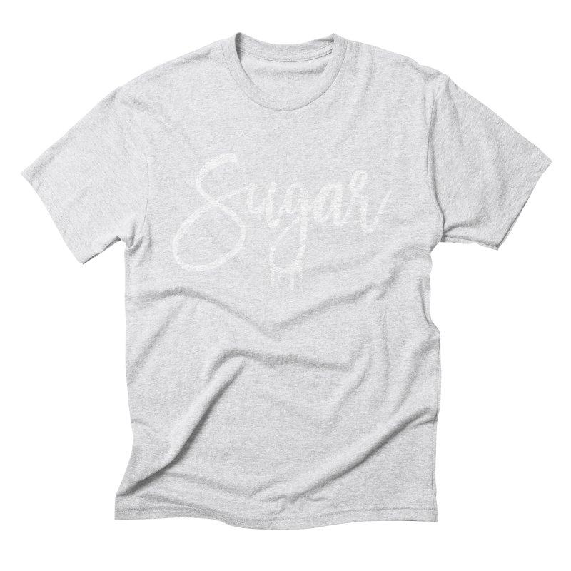 Sugar (White) Men's  by More Cake?
