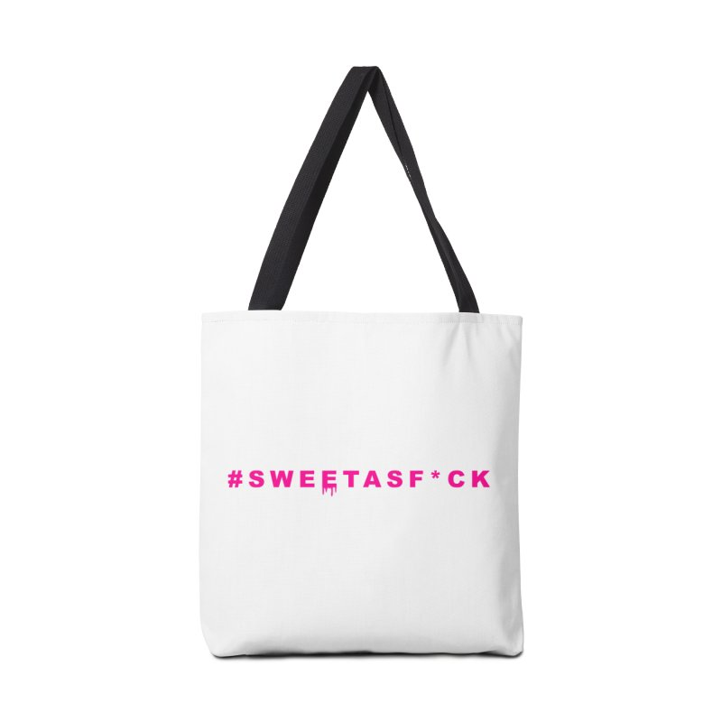 #SWEETASF*CK Accessories Bag by More Cake?