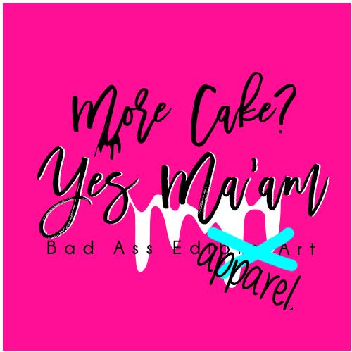More Cake? Logo