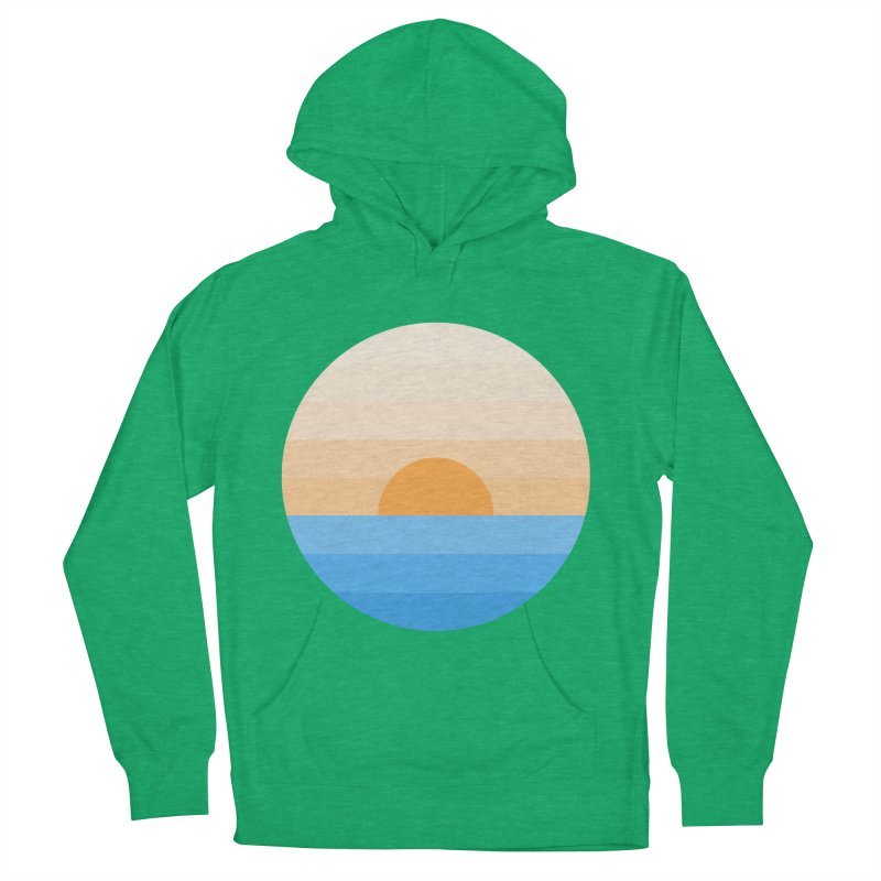 Sun goes down Women's Pullover Hoody by Moremo's Artist Shop