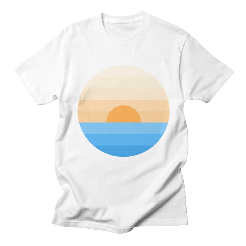 Sun goes down Men's T-Shirt by Moremo's Artist Shop