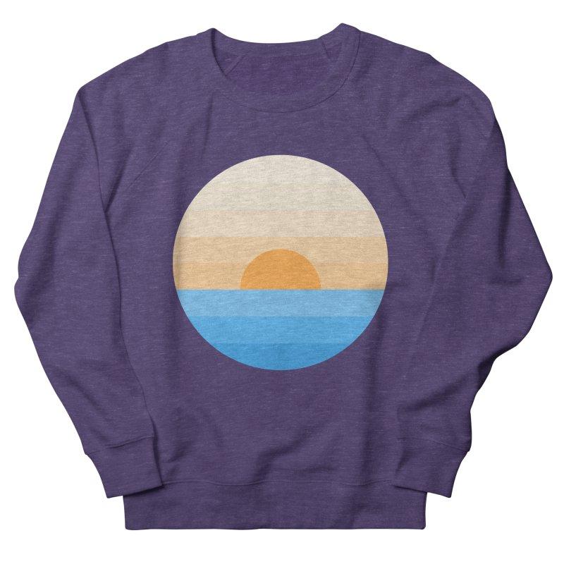 Sun goes down Men's Sweatshirt by Moremo's Artist Shop