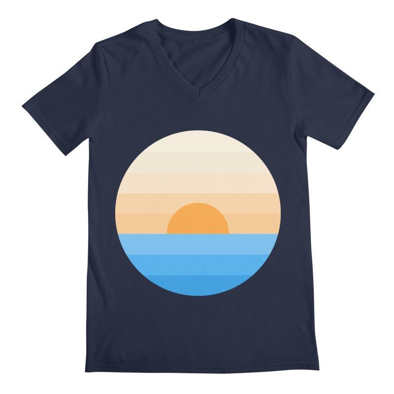 Sun goes down Men's  by Moremo's Artist Shop