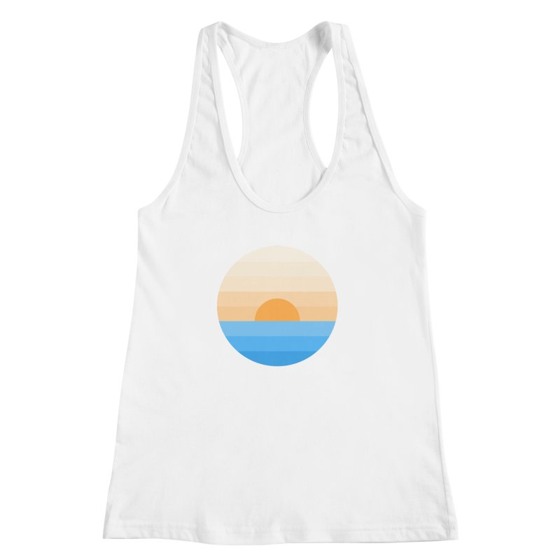 Sun goes down Women's  by Moremo's Artist Shop