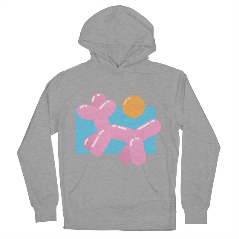 Dog meets Summer Women's Pullover Hoody by Moremo's Artist Shop