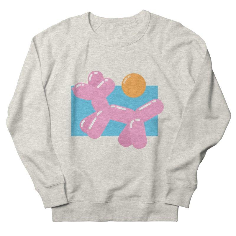 Dog meets Summer Women's Sweatshirt by Moremo's Artist Shop