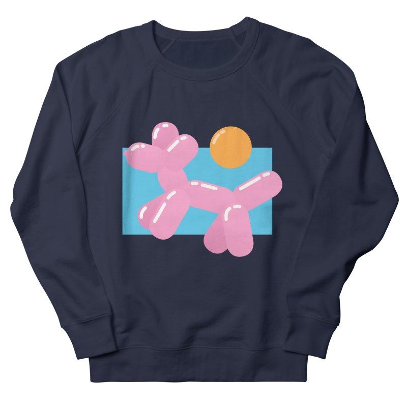Dog meets Summer Men's Sweatshirt by Moremo's Artist Shop