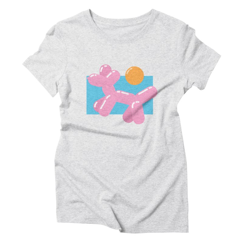 Dog meets Summer Women's  by Moremo's Artist Shop
