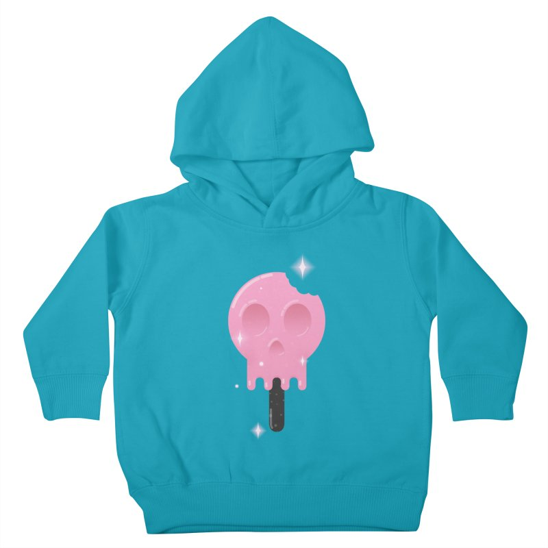 Funny Death Kids Toddler Pullover Hoody by Moremo's Artist Shop