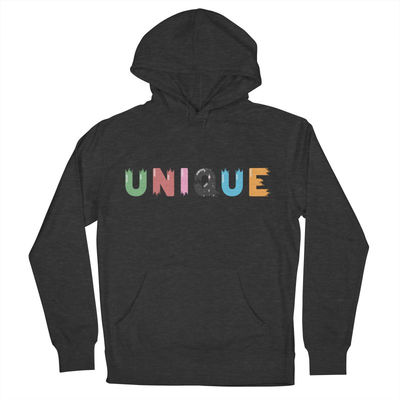 Unique Men's French Terry Pullover Hoody by Moremo's Artist Shop