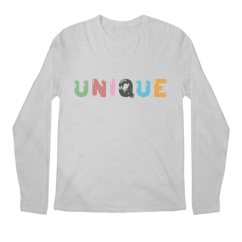Unique Men's Longsleeve T-Shirt by Moremo's Artist Shop