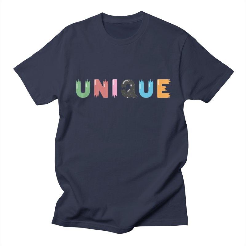 Unique Men's Regular T-Shirt by Moremo's Artist Shop