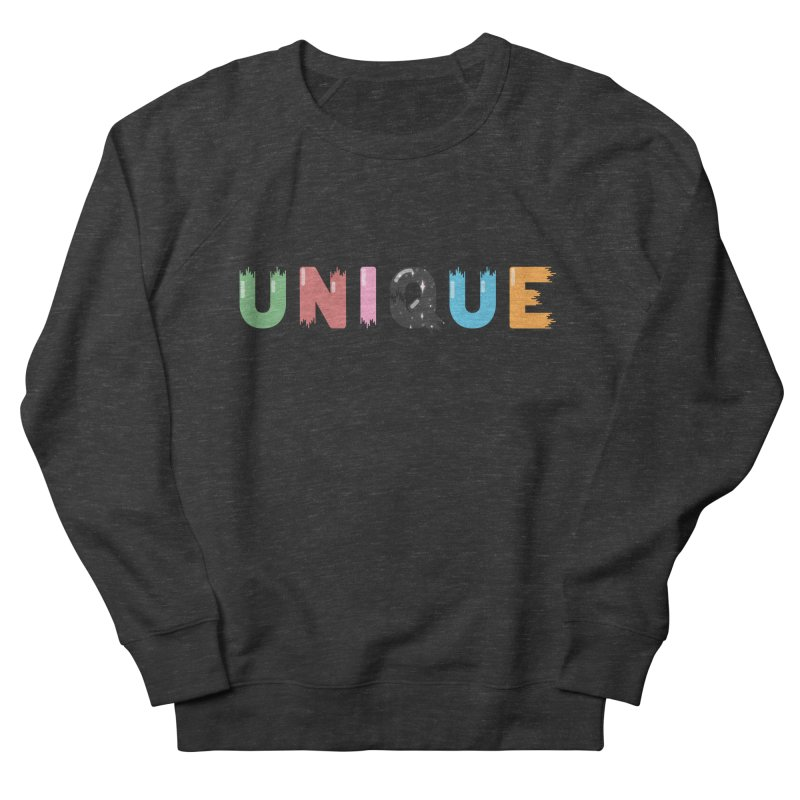 Unique Men's French Terry Sweatshirt by Moremo's Artist Shop