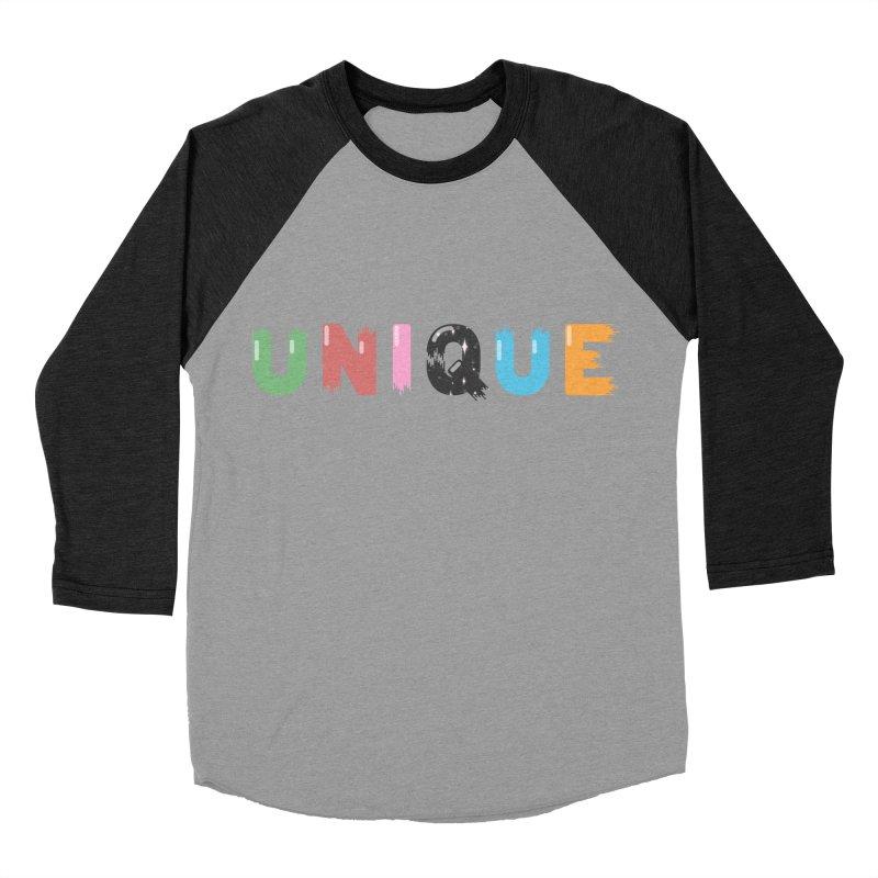 Unique Men's Baseball Triblend T-Shirt by Moremo's Artist Shop