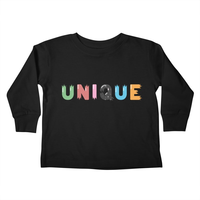 Unique Kids  by Moremo's Artist Shop