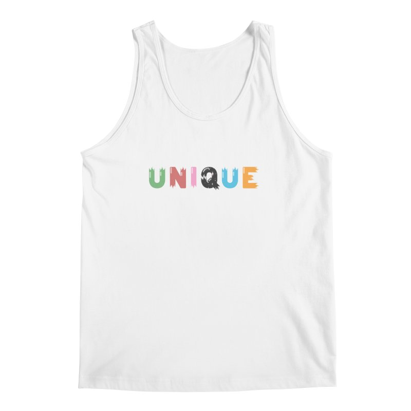 Unique Men's Regular Tank by Moremo's Artist Shop